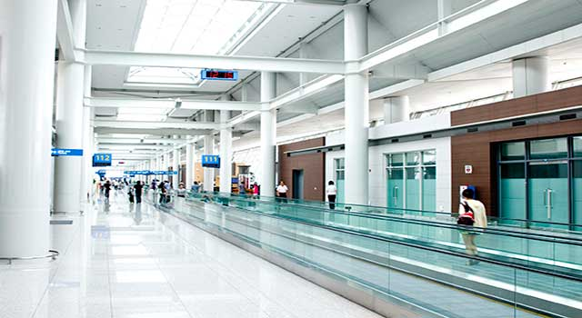Seoul South Korea Airport 9